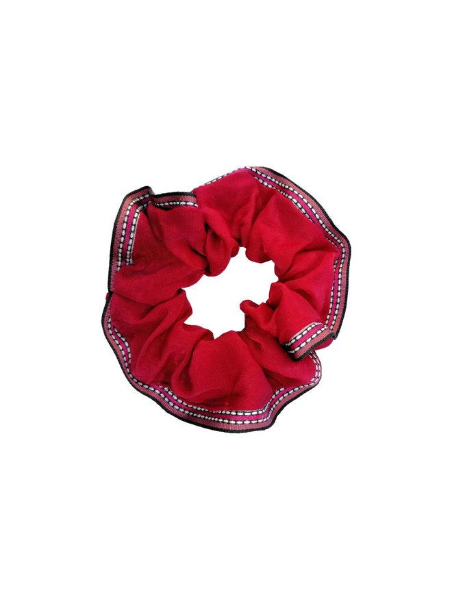 Jozemiek Scrunchie Ribbon Red