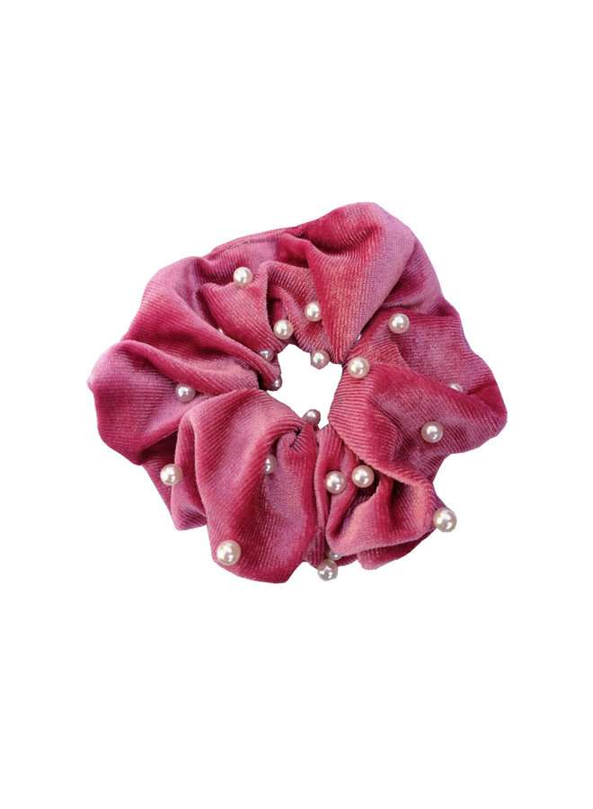 Jozemiek Scrunchie Set pink in Geschenkbox