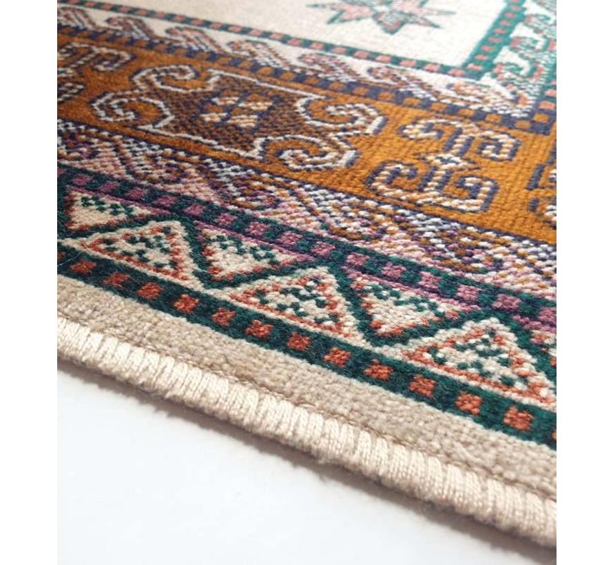 Klassiek tapijt multicolor