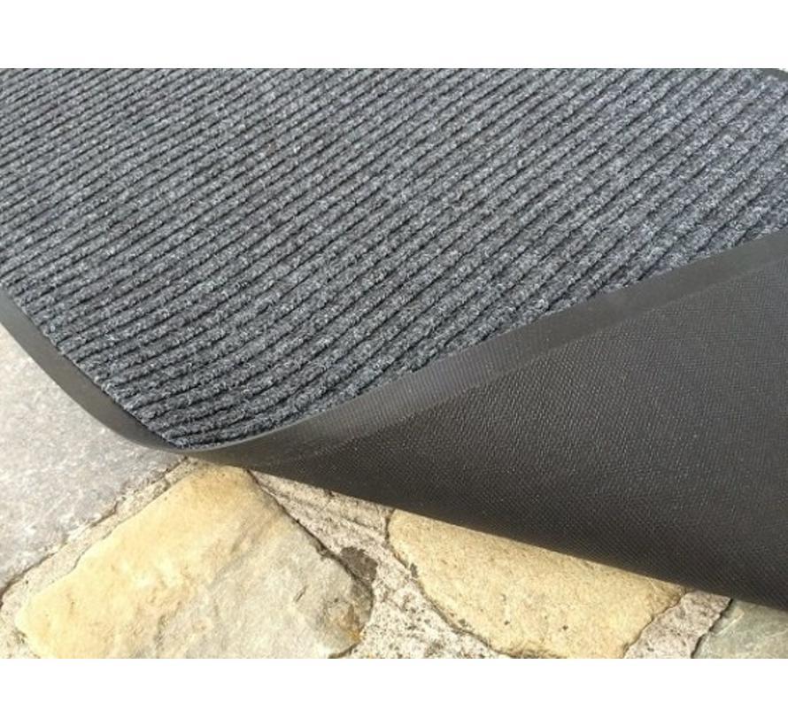 Tapis grattant écologique, gris