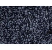 Tapis anti poussière professionel en coton/polyester anthracite