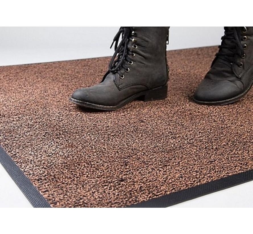 Tapis anti poussière professionel en coton