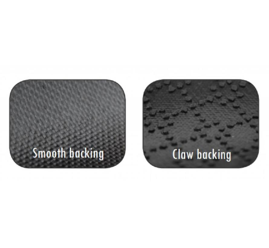 Super absorberende professionele nylon/microlux antivuilmat grijs