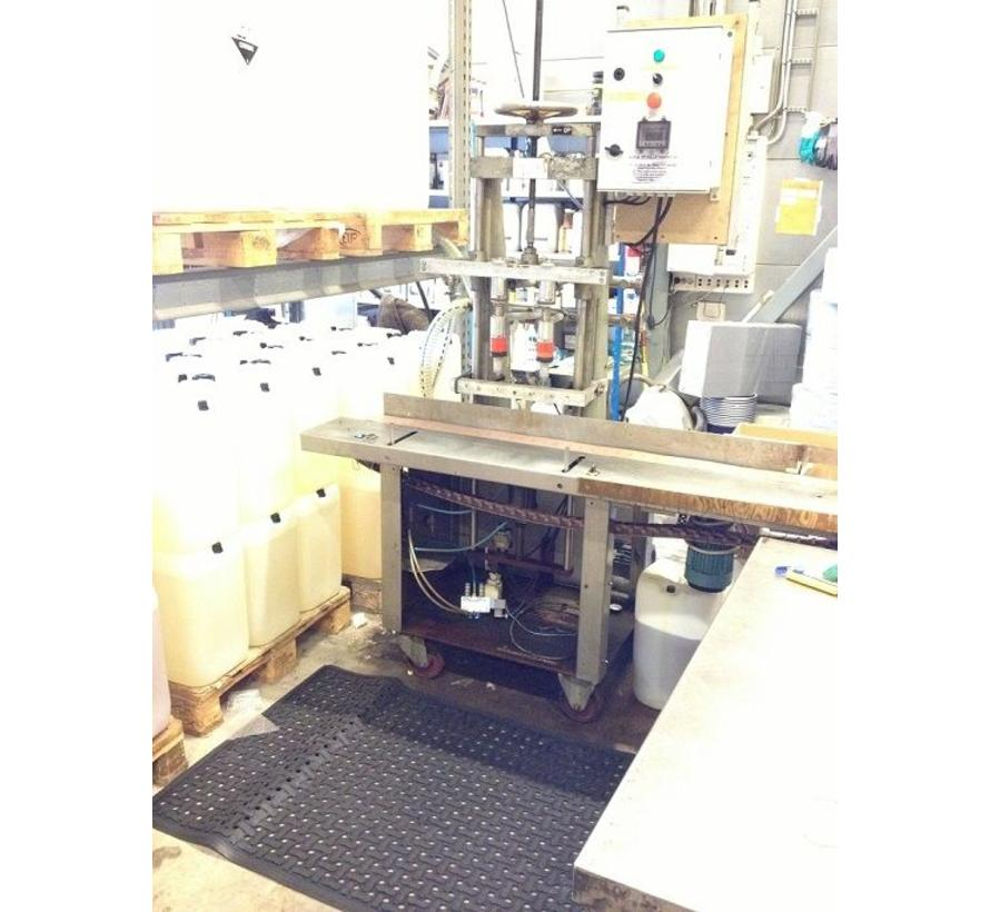 Tapis antifatigue professionnel pour les applications humides