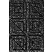 Entree tegels, zwart
