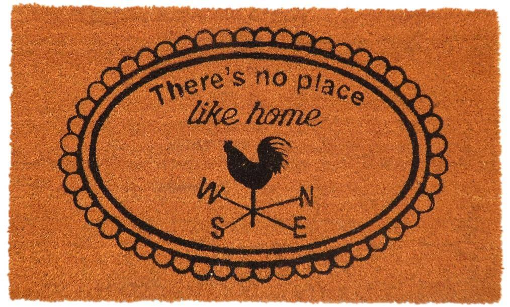 Kokosmat Theres No Place Like Home