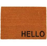 tapis coco HELLO, 40x60cm