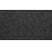 Tapis de cuisine anthra sur mesure, 66 cm largeur