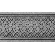 Keukenloper op maat grijs 67 cm