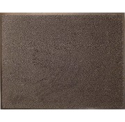 Paillasson anti poussière écologique, brun