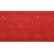 Tapijtloper op maat, classic vintage rood