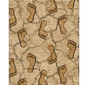 Tapis de sol antidérapant, pieds