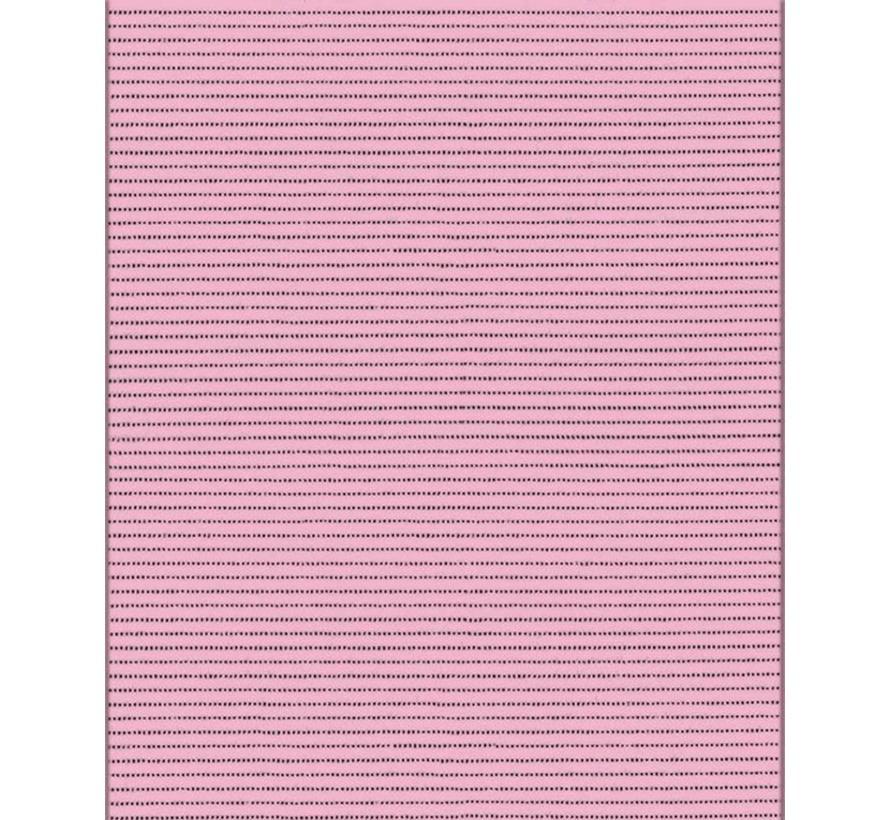 Tapis antidérapants sur mesure, rose