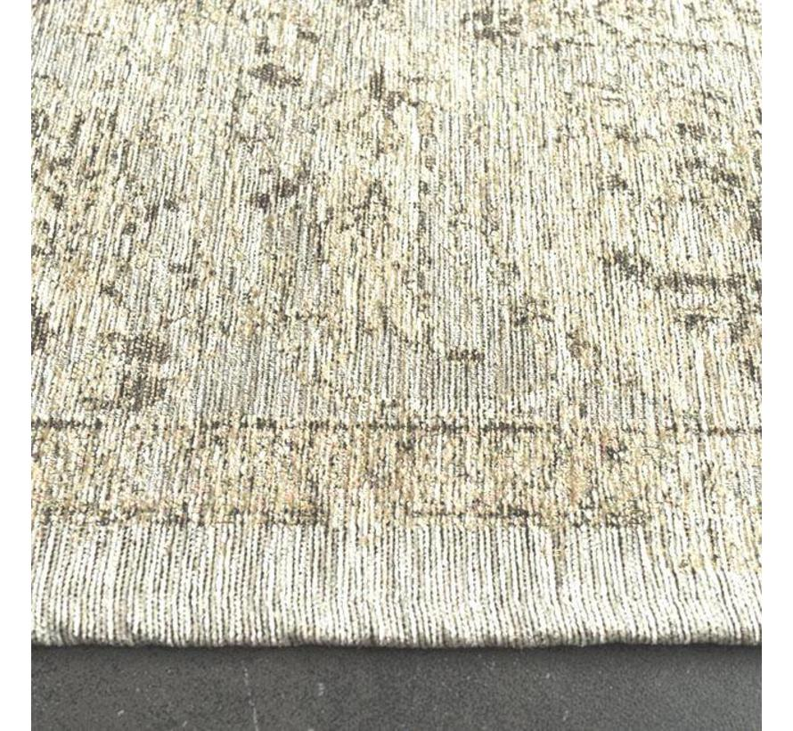 Vintage tapijt, kleurrijk