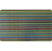 Schraapmat PVC, veelkleurig