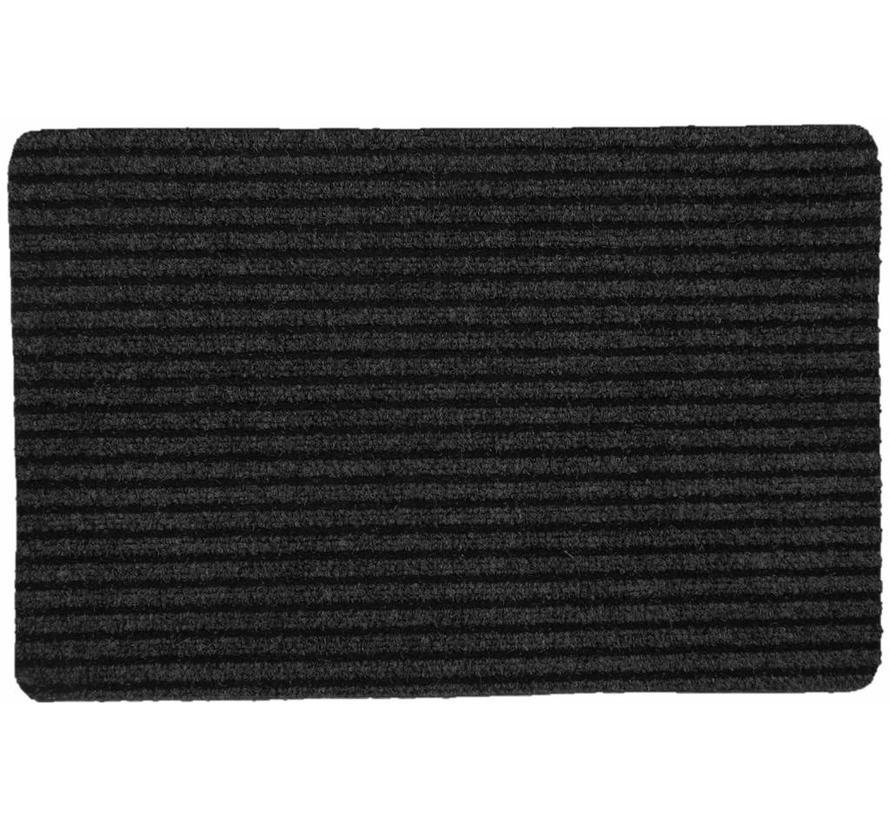 Paillasson aiguilleté, anthracite, 40x60cm et 50x80cm