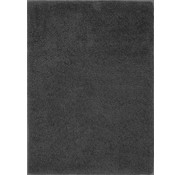Tapis poil long anthracite, 45 mm, sur mesure