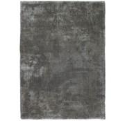 Tapis de haute laine gris, 25 mm, sur mesure