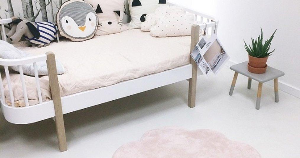 Een babykamer inrichten