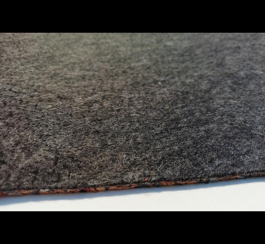 Open haard mat antraciet