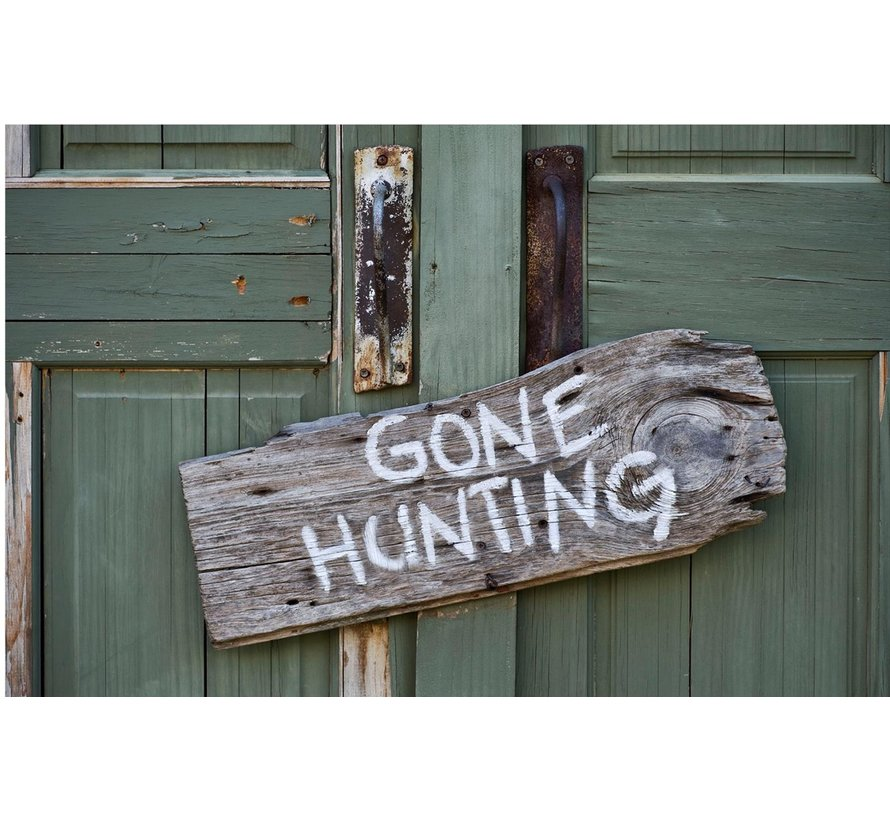 Paillasson Gone Hunting
