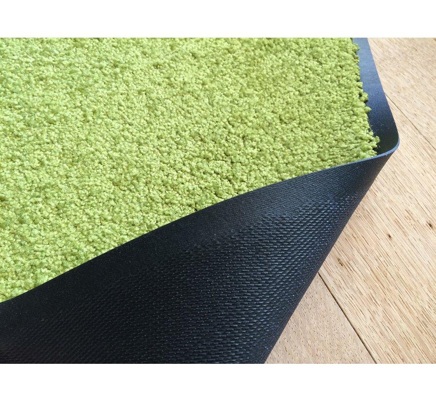 Droogloopmat groen