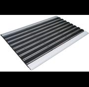 Schraapmat met aluminium