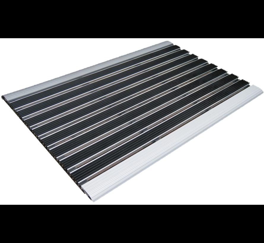 Tapis grattant en aluminium