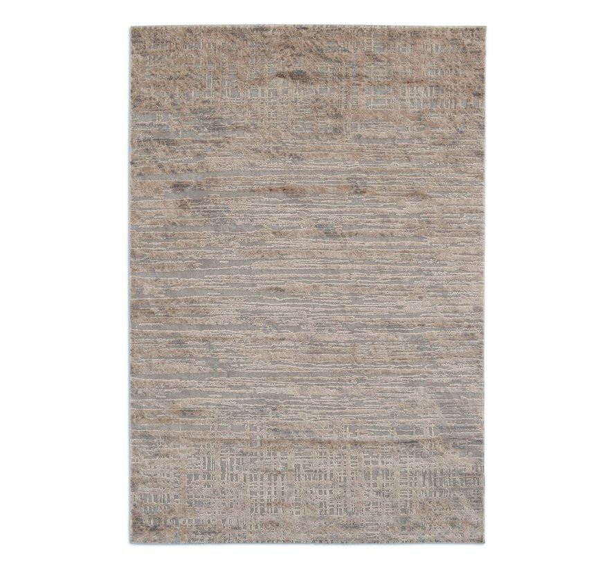 Modern tapijt in beige en crème tinten