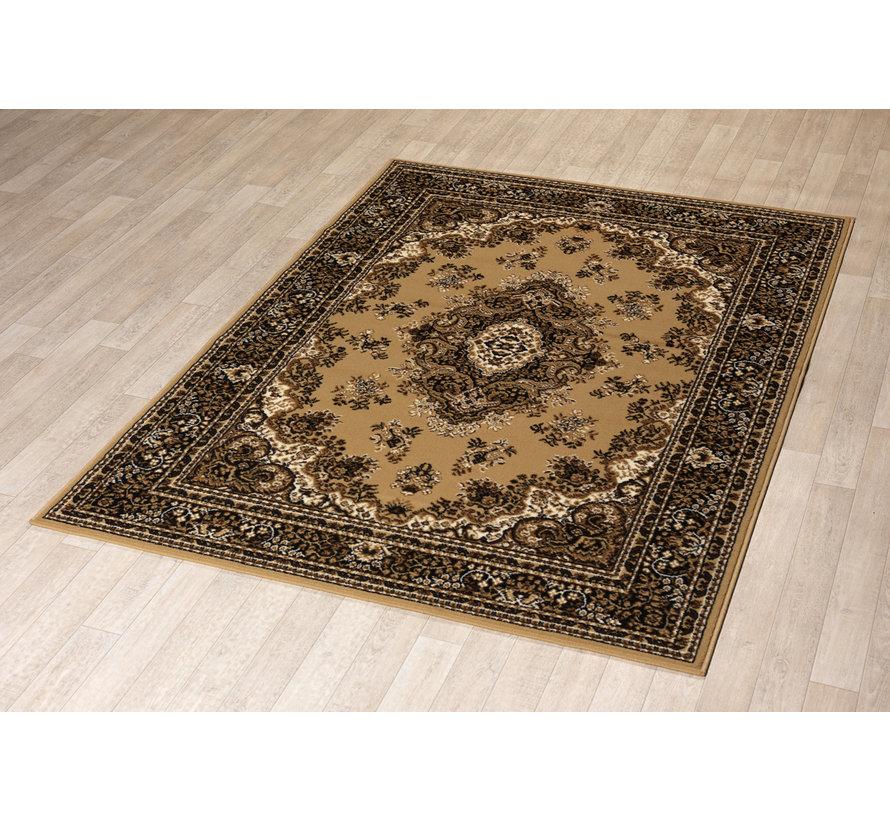 Klassiek tapijt medaillon berber