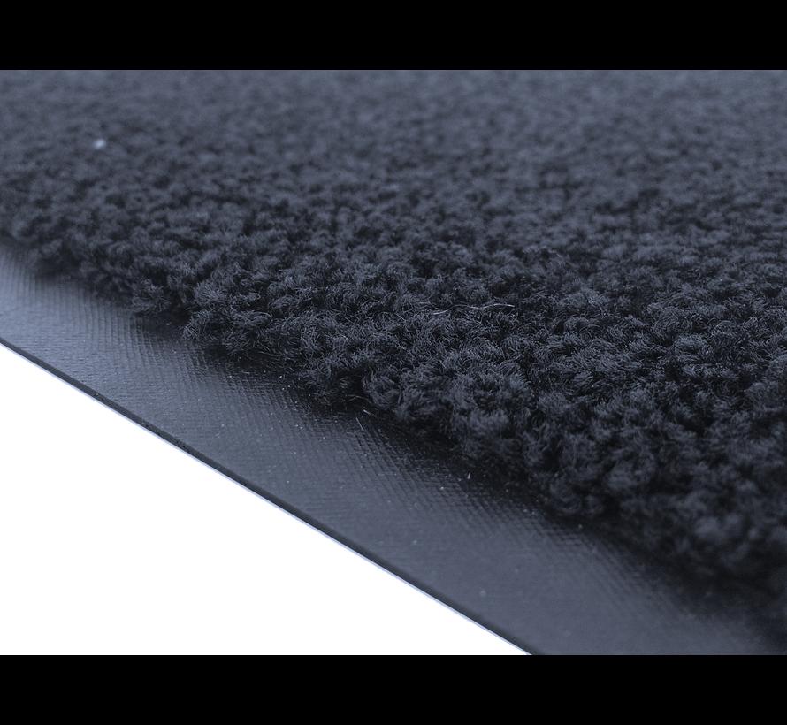 Ecologische droogloopmat zwart