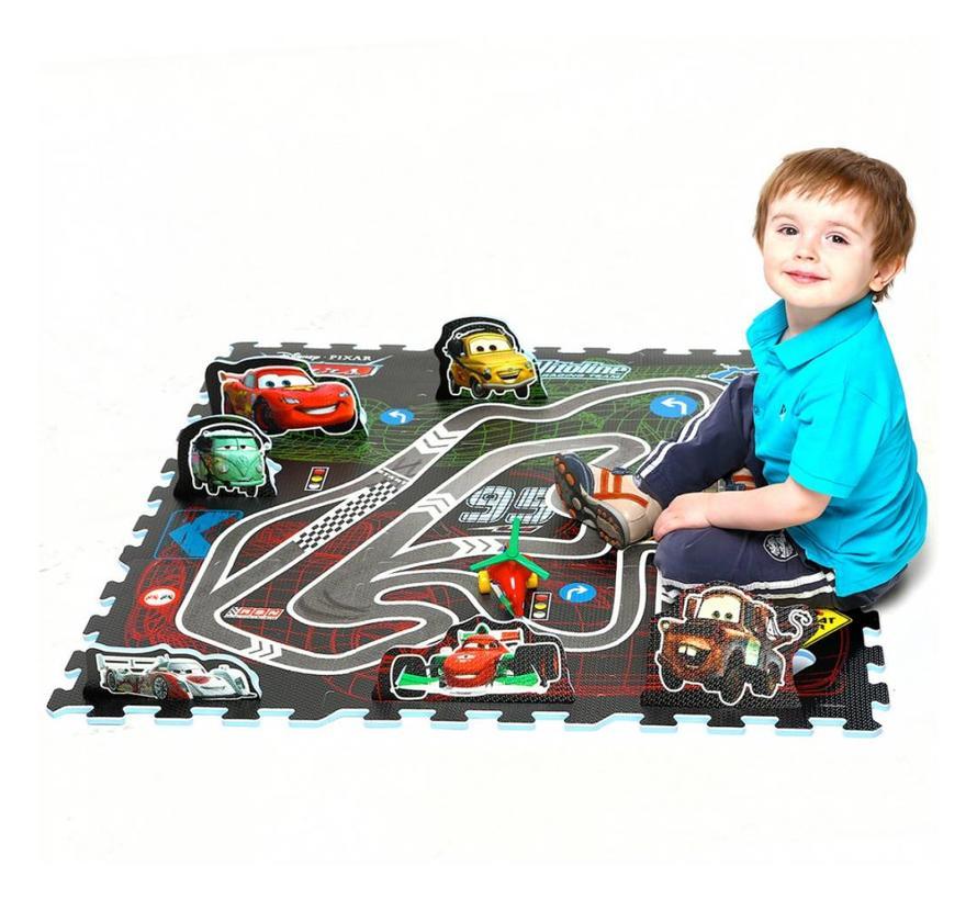 Speelmat/puzzelmat Cars
