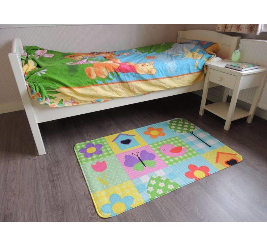 Kindertapijt multicolor