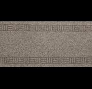 Tapis de couloir beige sur mesure, 50cm largeur