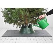 Kerstboommat antraciet