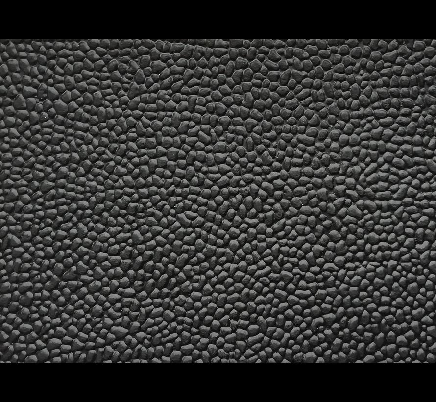 Tapis caoutchouc motif grain, 3mm