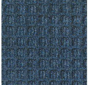 Tapis  professionnel grattant et absorbant, pour l'intérieur,  bleu