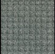 Tapis  professionnel grattant et absorbant, pour l'intérieur,  gris