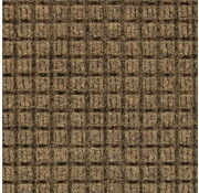 Tapis  professionnel grattant et absorbant, pour l'intérieur,  brun
