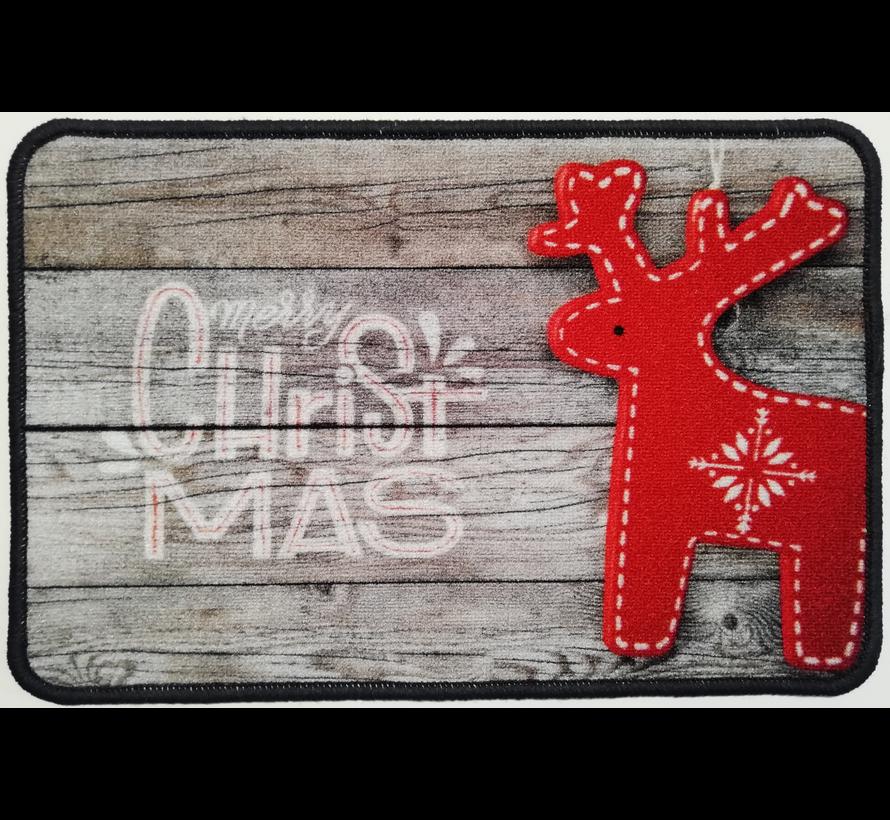 Tapis de Noël Merry Christmas