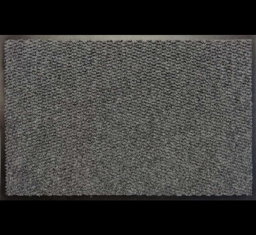 Paillasson grattant écologique, gris