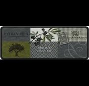 Tapis de cuisine olive oil
