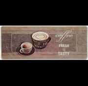 Tapis de cuisine coffee