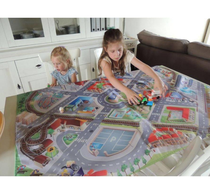 Tapis de jeu pour la table trafic