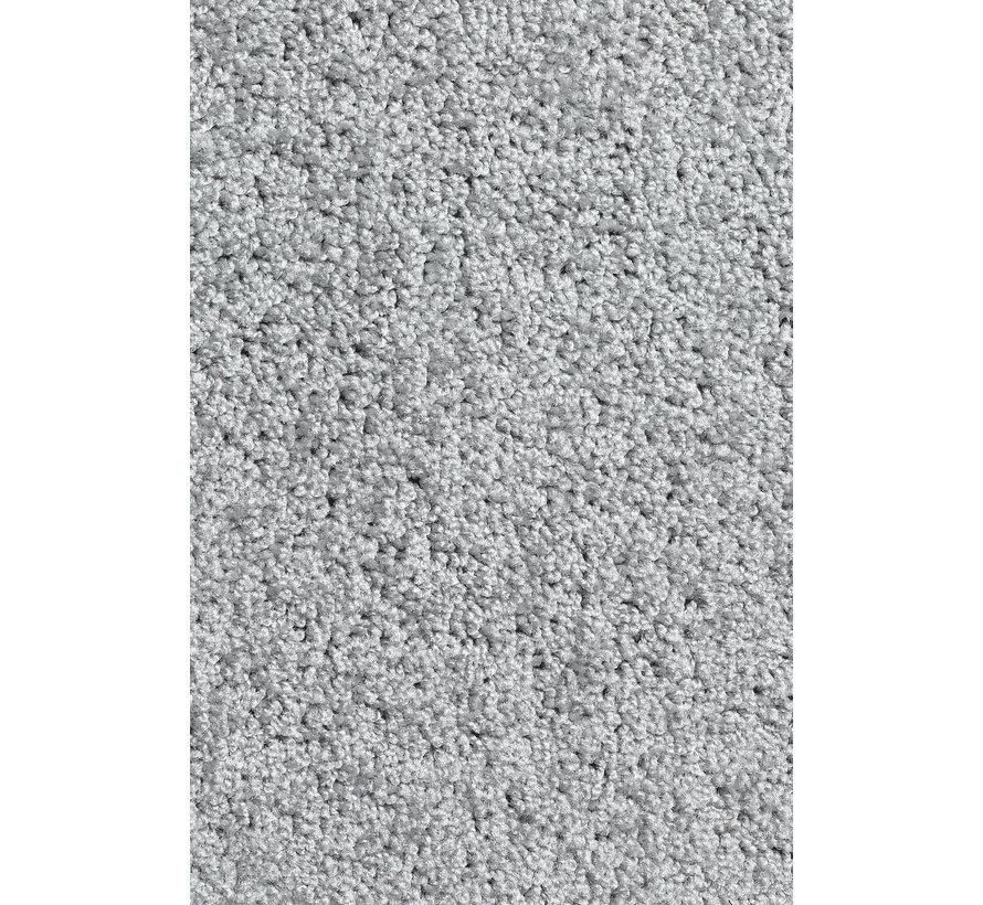 Droogloopmat zilvergrijs