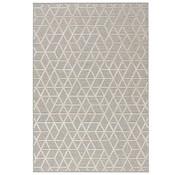 Modern tapijt beige en crème