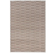 Modern tapijt beige