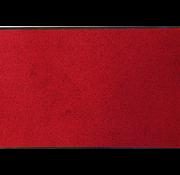 Tapis d'entrée écologique sur mesure rouge 88cm