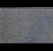 Tapis d'entrée écologique sur mesure gris 118cm