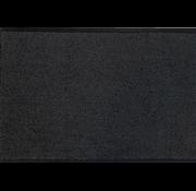 Tapis d'entrée écologique sur mesure noir 118cm